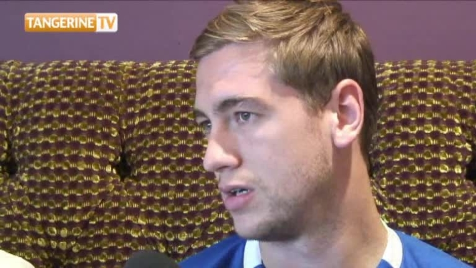 Click here to watch the Player: Davies Glad To Be Back video