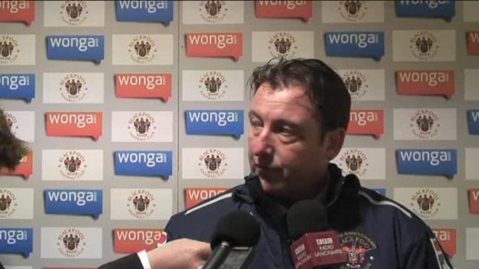 Click here to watch the Video: Thompson On Millwall Win video
