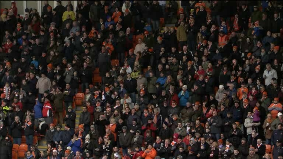 Click here to watch the Blackpool 1Nottm Forest 1 video