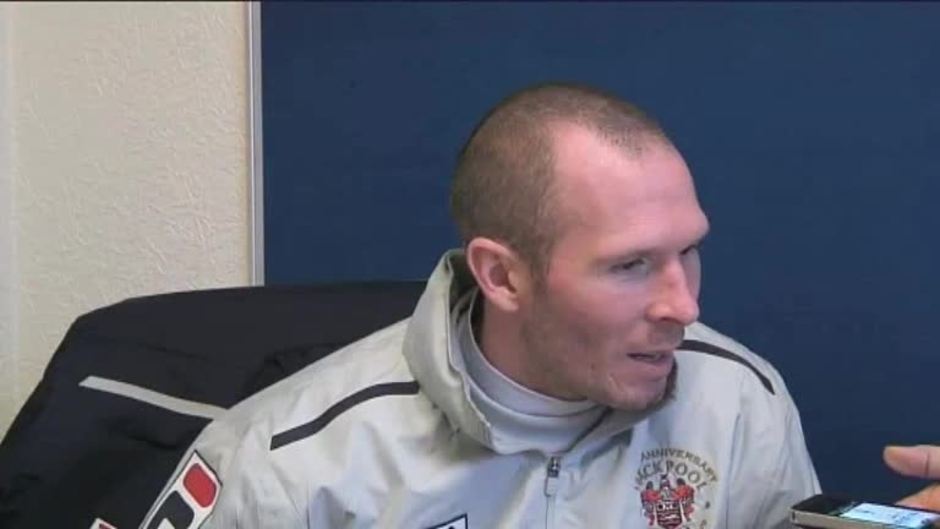 Click here to watch the Video: Appleton On Cup Tie video