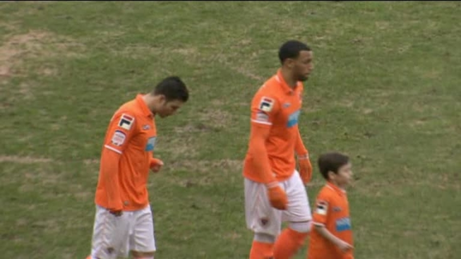Click here to watch the Blackpool 2 Millwall 1 video