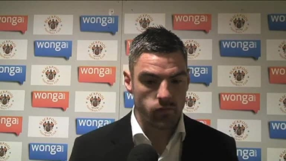 Click here to watch the Video: Gilks On Championship Safety video