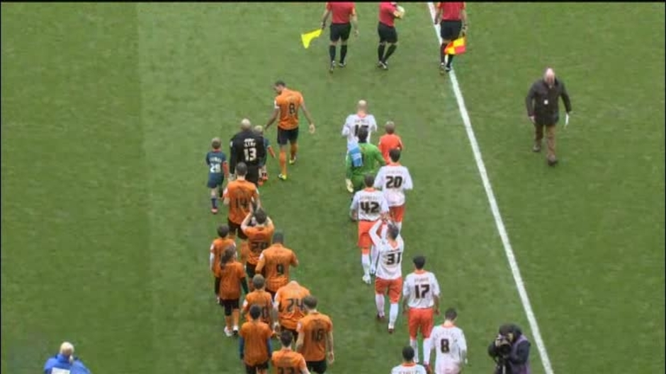 Click here to watch the Wolves 1 Blackpool 2 video