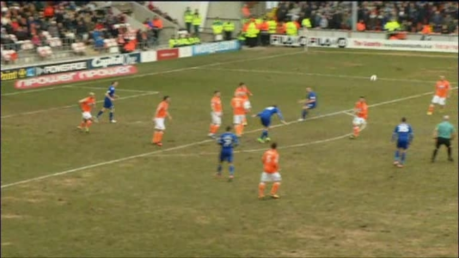 Click here to watch the Blackpool 0 Leicester 0 video