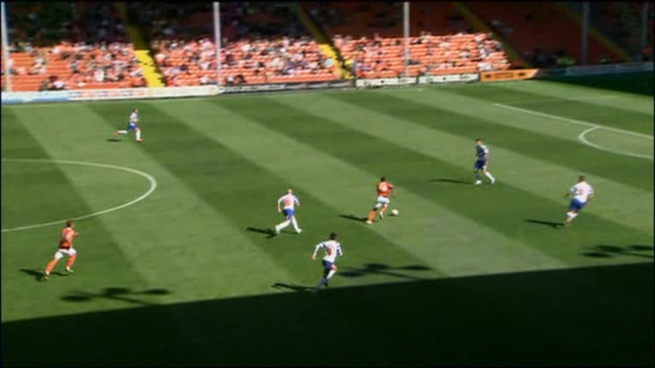 Click here to watch the Blackpool 1 Reading 0 video