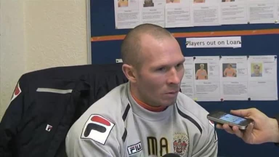 Click here to watch the Video: Appleton On Crystal Palace video