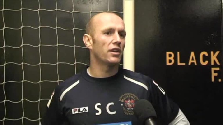 Click here to watch the Video: Crainey Ready For Latest Test video