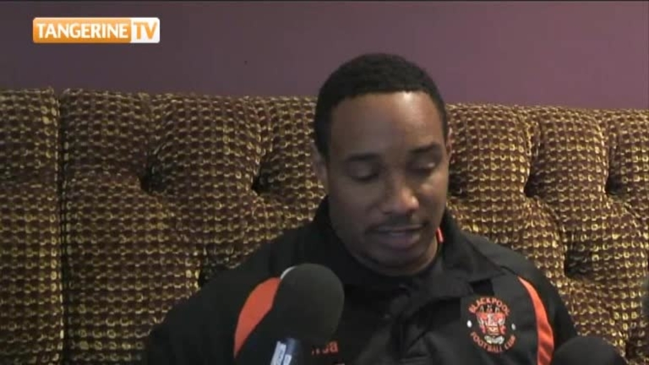 Click here to watch the Player: Ince Looking Forward To Return video