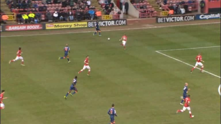 Click here to watch the Charlton 2 Blackpool 1 video