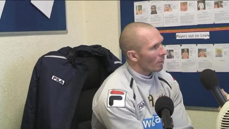 Click here to watch the Video: Appleton On Watford Clash video