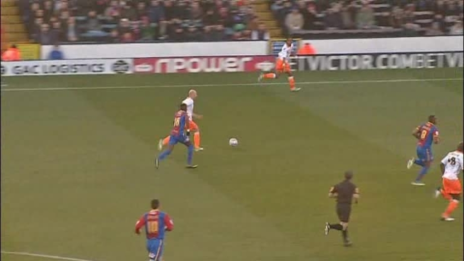 Click here to watch the Crystal Palace 2 Blackpool 2 video