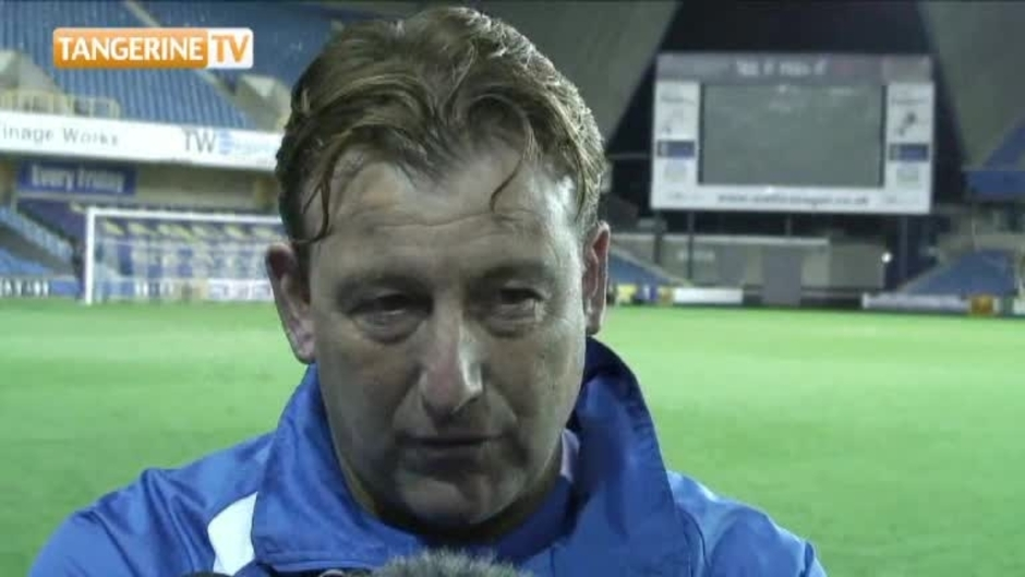 Click here to watch the Player: Thompson On Millwall Loss video