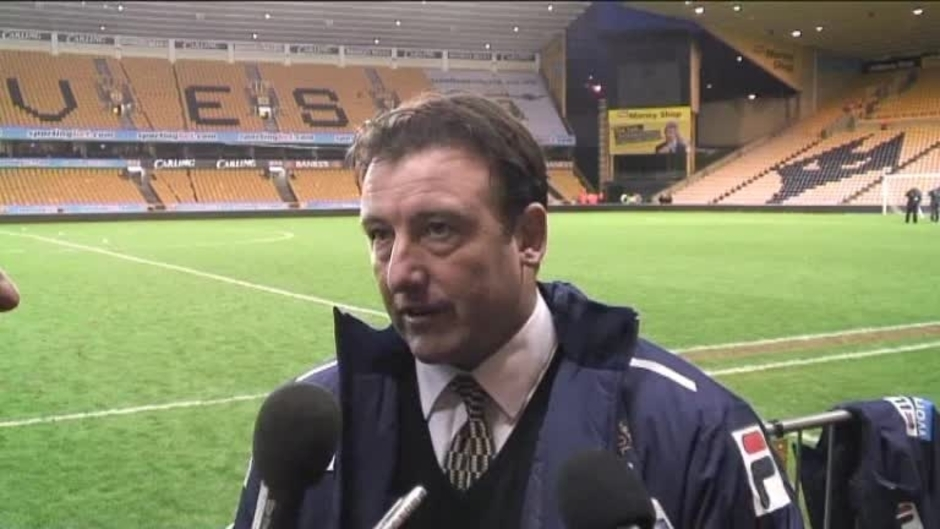 Click here to watch the Video: Tommo On Wolves Win video