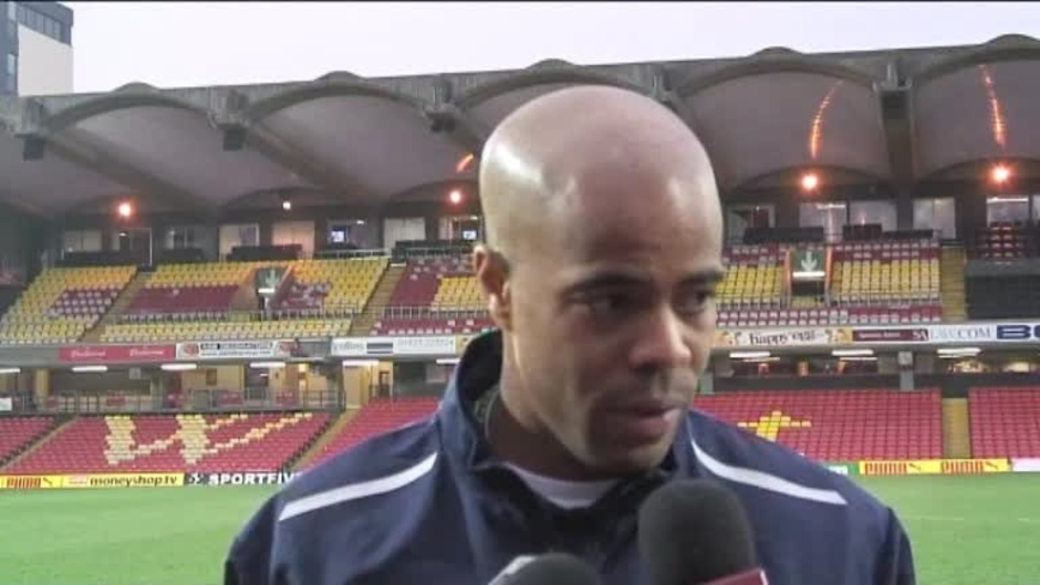 Click here to watch the Video: Sylvestre On Watford Victory video