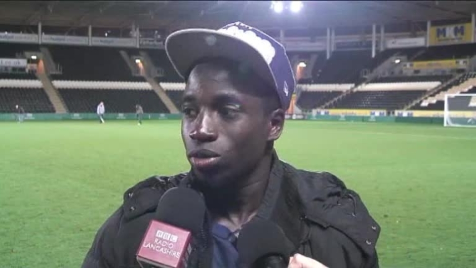 Click here to watch the Video: Dicko On Late Winner video