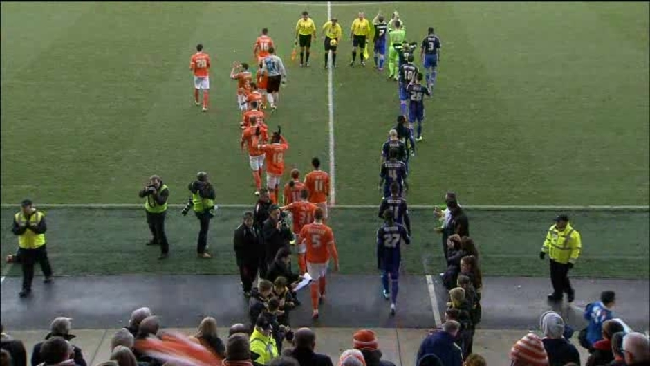 Click here to watch the Highlights: Blackpool v Middlesbro  video