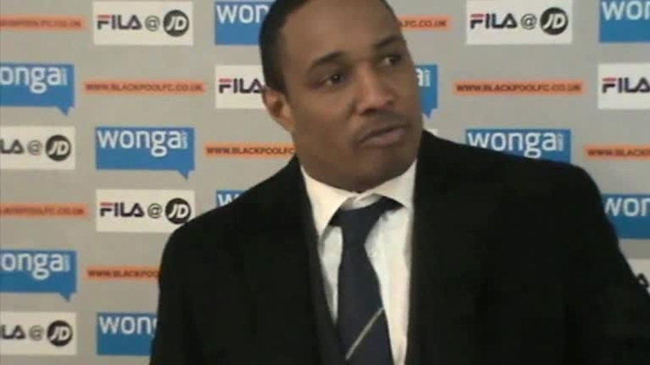 Click here to watch the Video: Ince Delighted With Spirit video