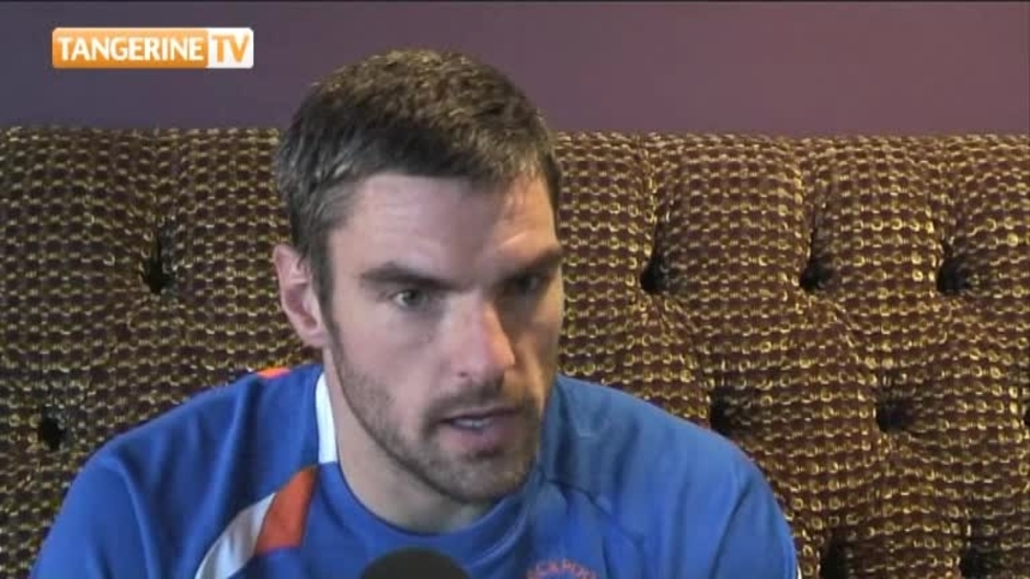 Click here to watch the Player: Gilks Ready To Play video