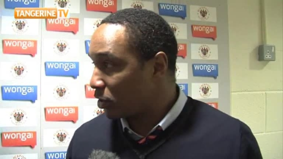 Click here to watch the Player: Ince Reflects On Middlesbrough Loss video