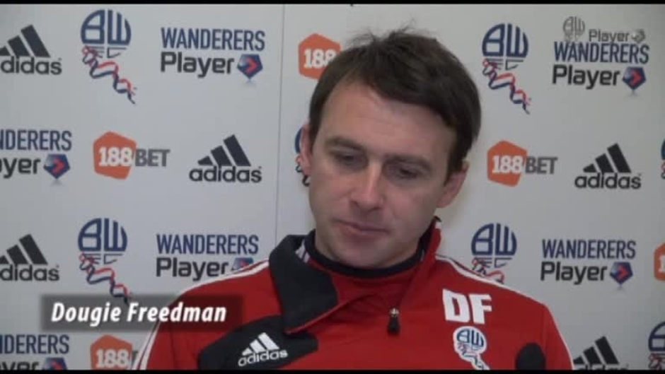 Click here to watch the [VIDEO] Manager Pre-Birmingham video