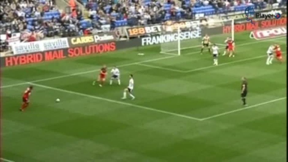 Click here to watch the VIDEO: Spearing On His Goal video
