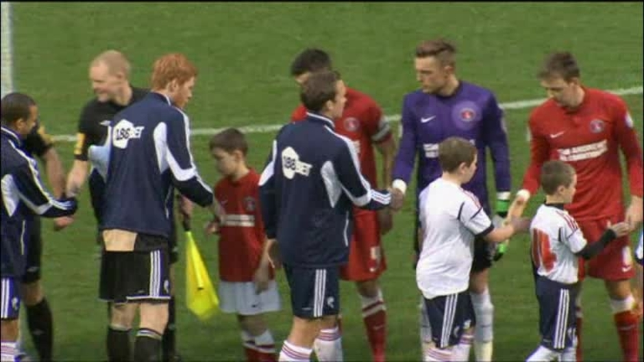 Click here to watch the Bolton 2 Charlton 0 video