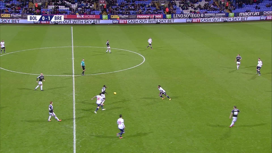 Click here to watch the SECOND HALF | Bolton 1-1 Brentford video