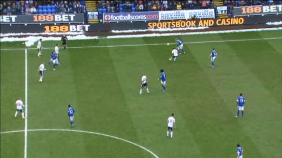 Click here to watch the Bolton 1 Everton 2 video