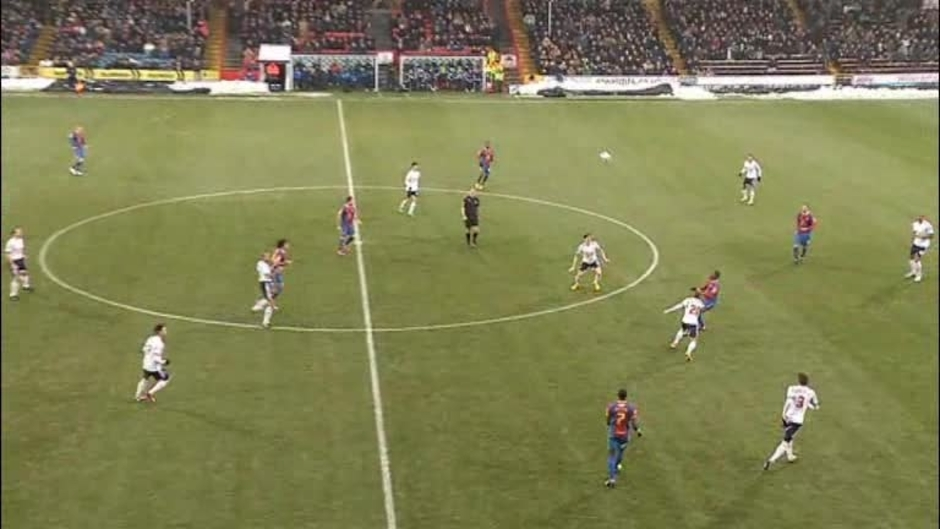 Click here to watch the Crystal Palace 0 Bolton 0 video