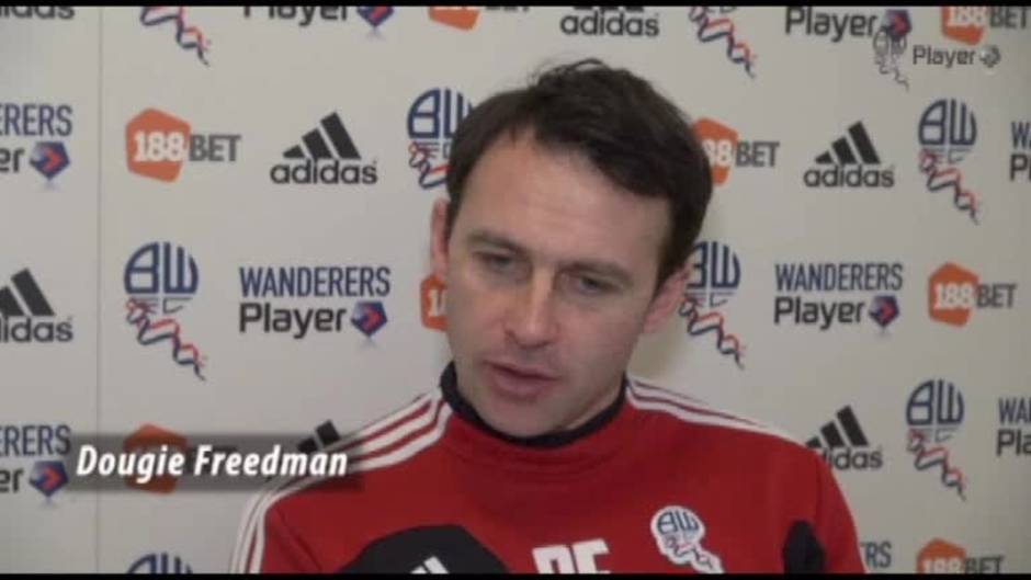 Click here to watch the [VIDEO] Manager's Barnsley preview video