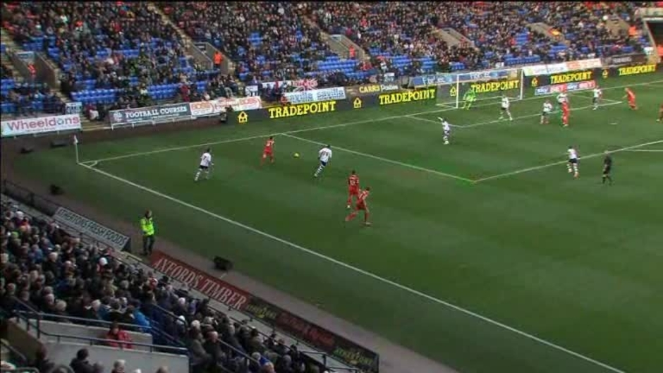 Click here to watch the Bolton 1 Charlton 1 video