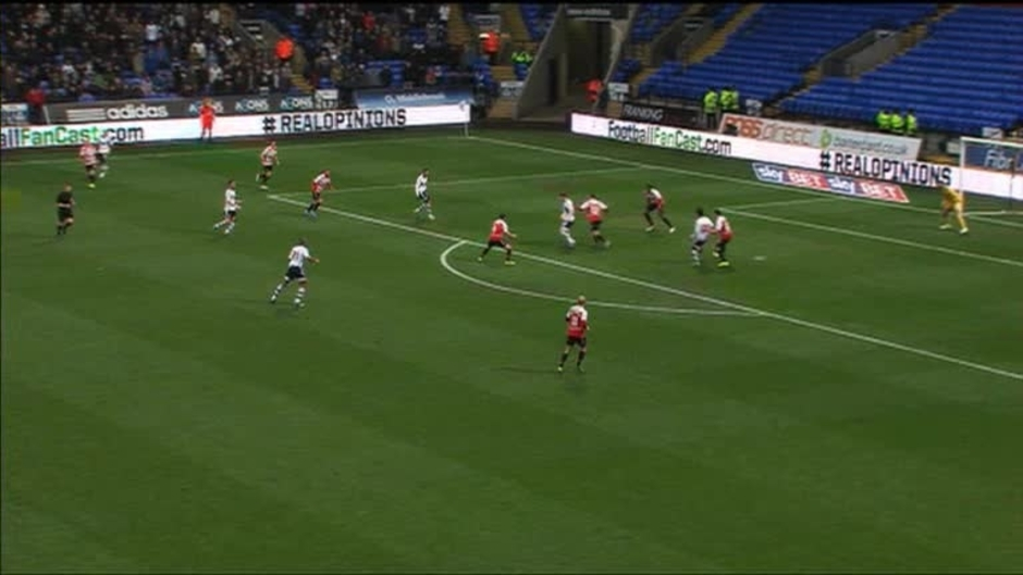 Click here to watch the Bolton 3 Doncaster Rovers 0 video