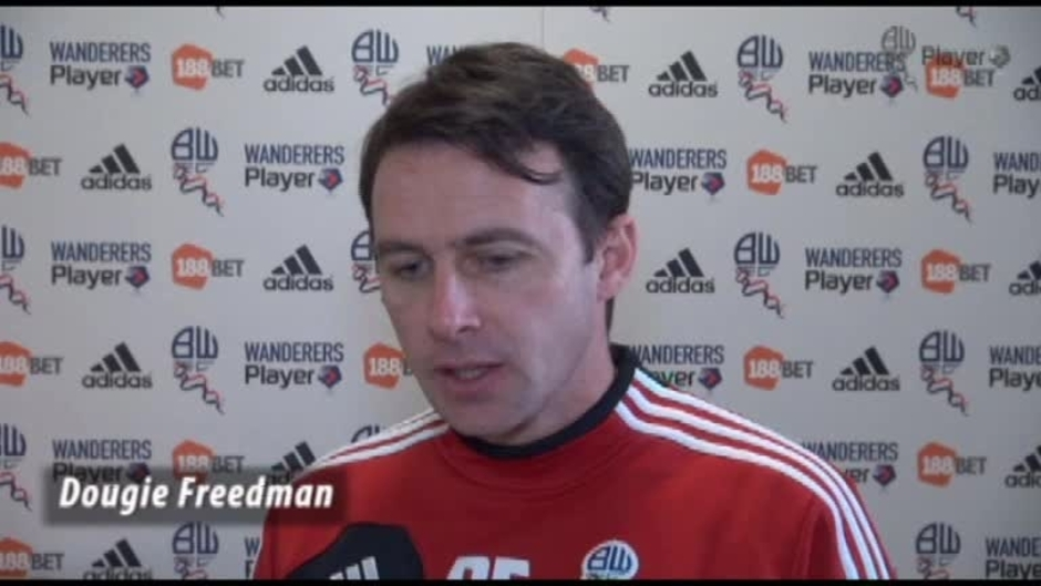 Click here to watch the VIDEO: Manager's Blackburn Preview video