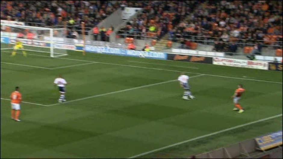 Click here to watch the Blackpool 0 Bolton 0 video