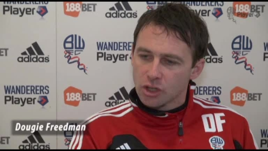 Click here to watch the [VIDEO] Manager Pre-Charlton video