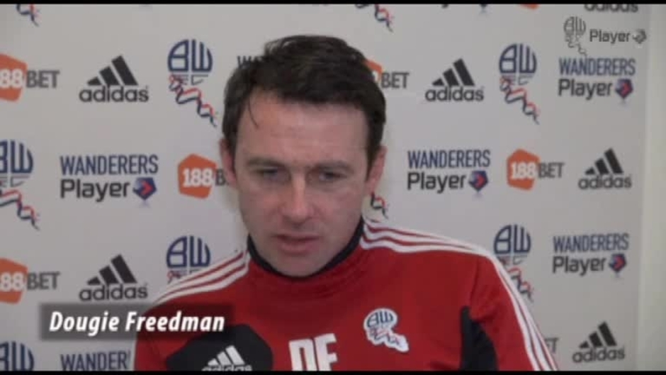 Click here to watch the Manager's Ipswich preview video