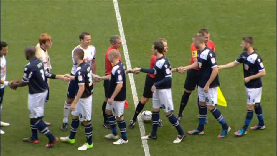 Click here to watch the Millwall 2 Bolton 1 video