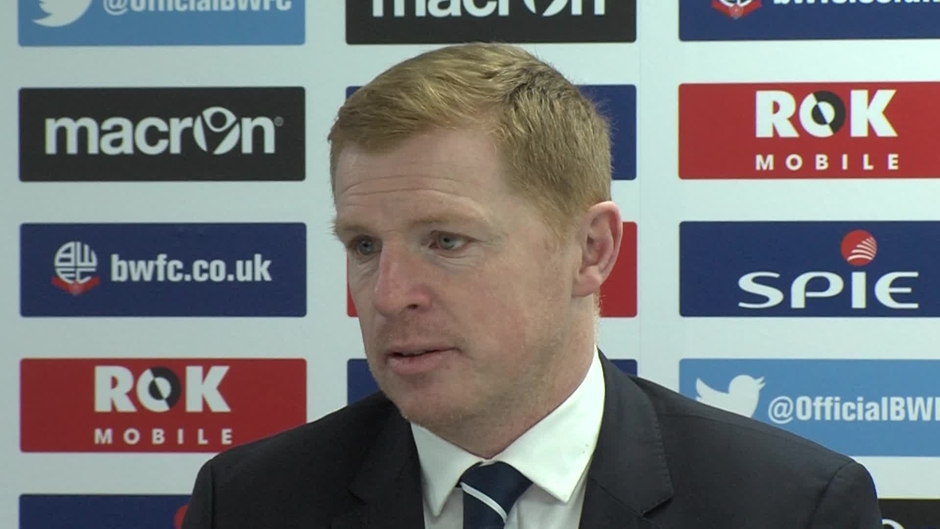 Click here to watch the Neil Lennon pays tribute to Phil Gartside video