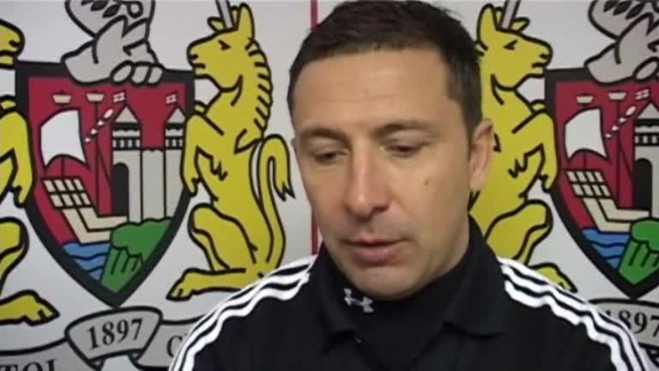 Click here to watch the McInnes Post Derby County video