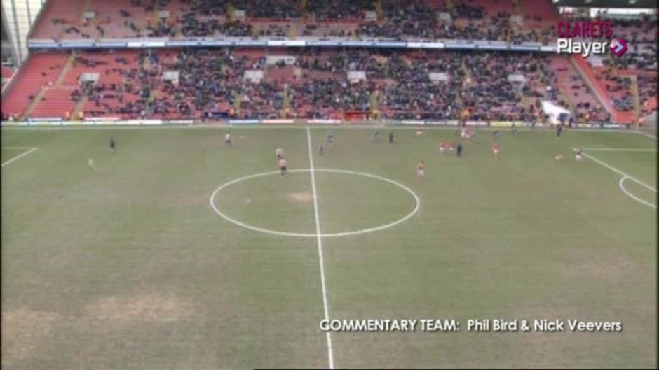 Click here to watch the REPLAY: Charlton v Burnley 2nd Half video