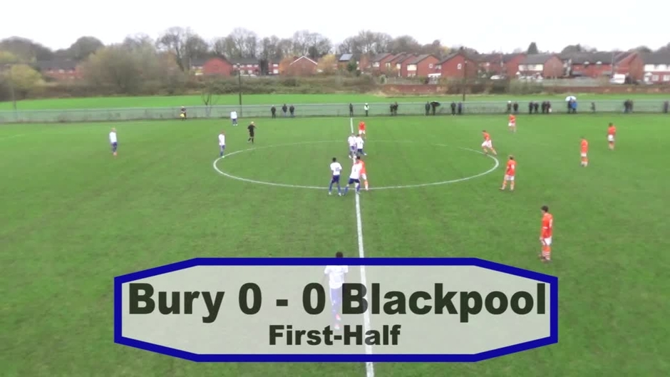 Click here to watch the Extended Highlights: U18s 1 - 3 Blackpool - LFA Youth Cup video