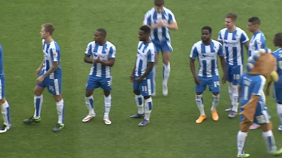 Click here to watch the Highlights: Colchester v Bury video