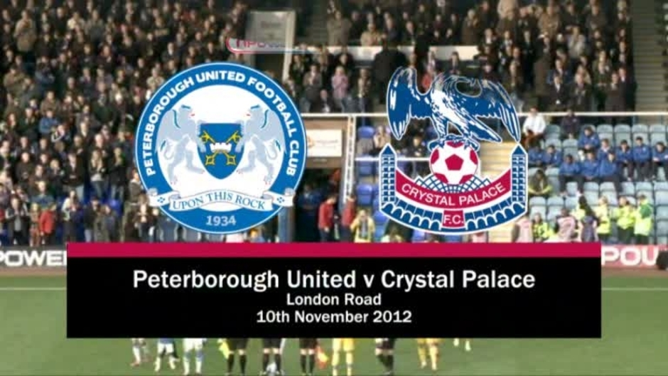 Click here to watch the VIDEO: Extended Peterborough highlights video