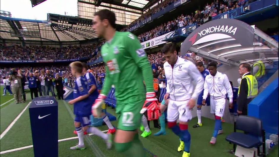 Click here to watch the Chelsea v Crystal Palace highlights video
