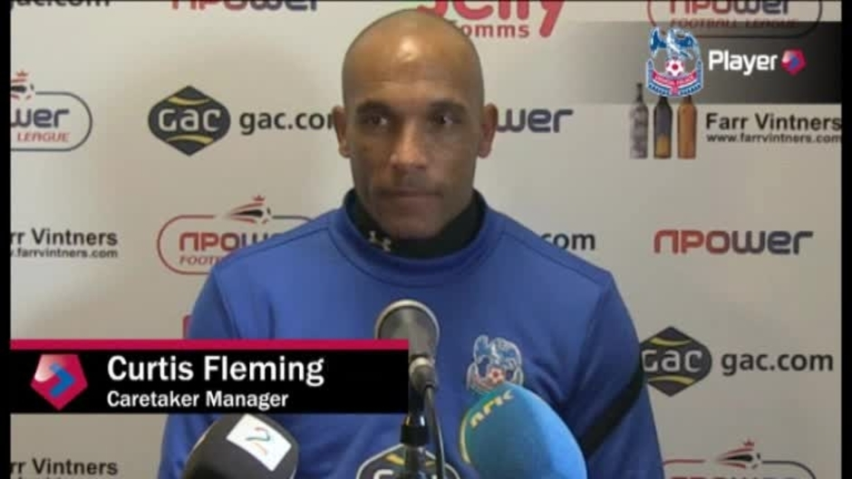 Click here to watch the VIDEO: Post Blackburn press conference video