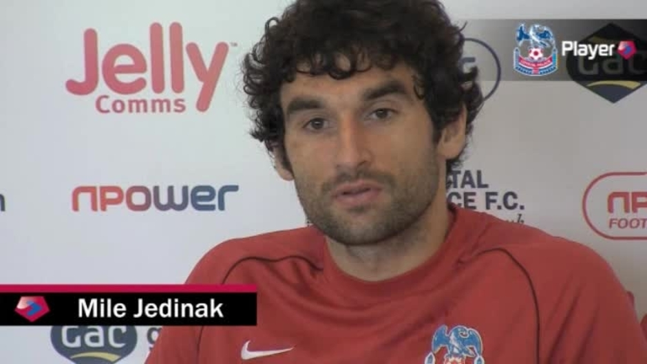 Click here to watch the VIDEO: Mile Jedinak press conference video