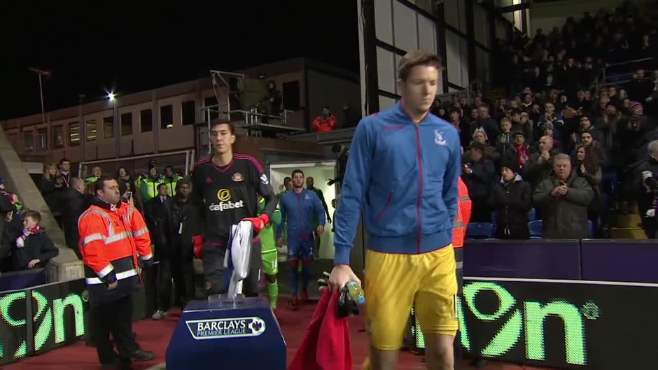 Click here to watch the Crystal Palace v Sunderland highlights video