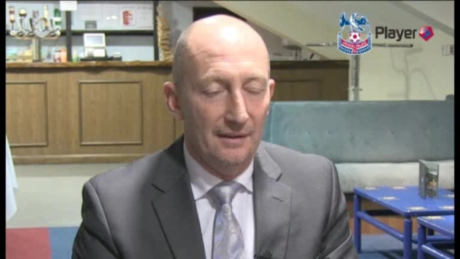 Click here to watch the VIDEO: Ian Holloway video