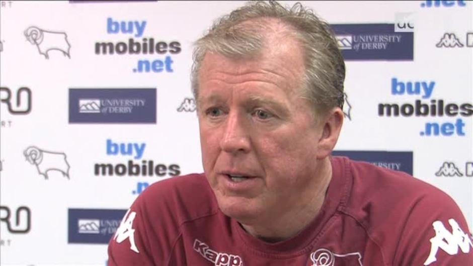 Click here to watch the Rams Player: McClaren Pre-Middlesbrough (A) video