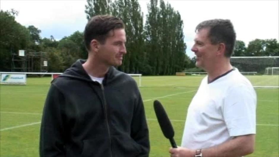 Click here to watch the VIDEO: Matt Oakley Interview video